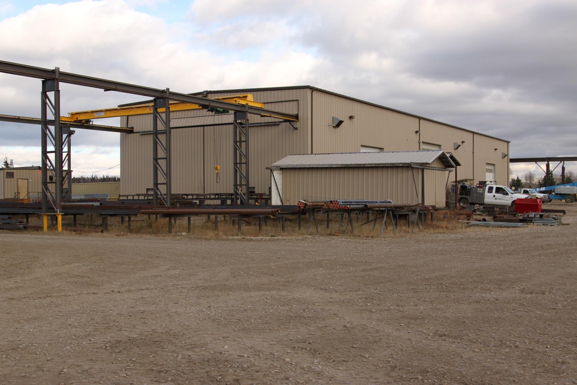 Bunch Structural Welding Fabrication Shop